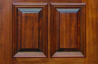 We are using mahogany from Africa but will use whatever your want. This is a picture of one of our mahogany doors. Back to Top & Information on Beveled Glass Stained Glass Doors Windows Custom ...
