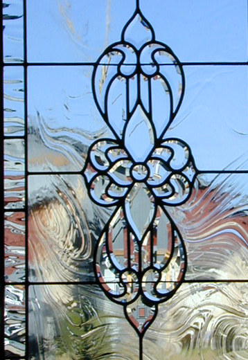 Leaded Beveled Glass Windows Stained Glass Windows Custom Glass Inspiration Stained Glass Patterns For Sale