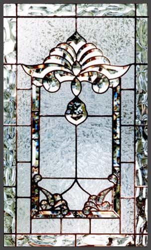 Ab3ab25 Leaded Glass Bevel Window Custom Glass Design