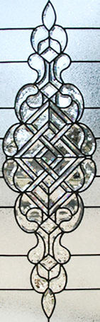 CH690 leaded glass bevel set