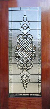 leaded glass door with CH690 leaded glass bevel window & Leaded Glass Entryway Doors Beveled Glass Doors Beveled Leaded ... Pezcame.Com
