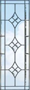 Ch76v7 custom leaded glass sidelight window