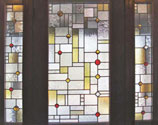 redamberflw4e leaded glass bevel entry