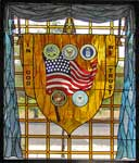 In God We Trust custom religious stained glass windows