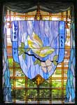 Lord of All custom religious stained glass windows