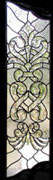 infinity bevels leaded glass door window