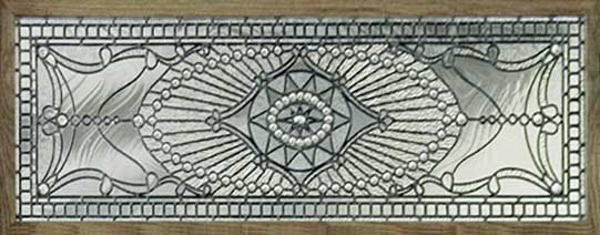 Vf Transom Victorian Style Leaded Glass Transom Window Custom
